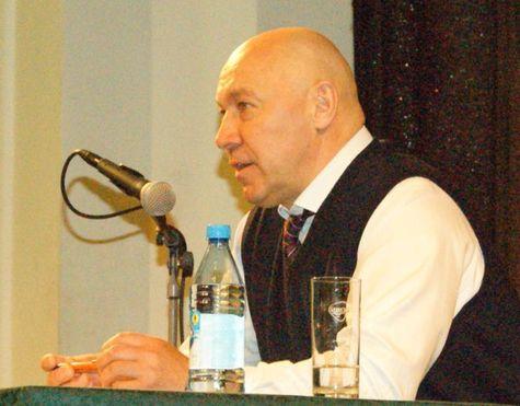 Владимир Титов, министр здравоохранения Хакасии