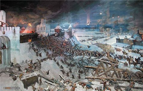 Ukrajina nadále obveseluje svět. Mongolsko je připraveno uhradit Ukrajině škody způsobené ve 13. století