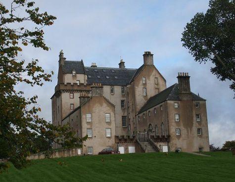 Замок Castle Grant в Шотландии купленный Сергеем Федотовым. Фото: commons.wikimedia.org/geograph.org.uk/ronnie leask
