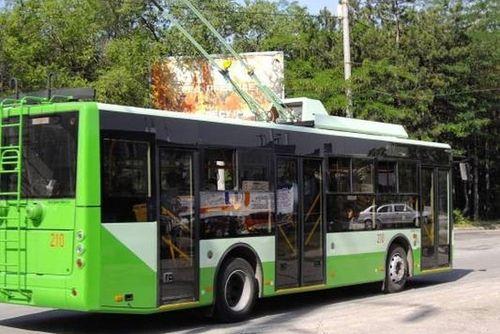 26 июня троллейбусы не будут