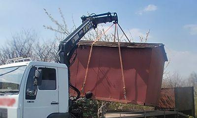 Каркасный односкатный гараж своими руками