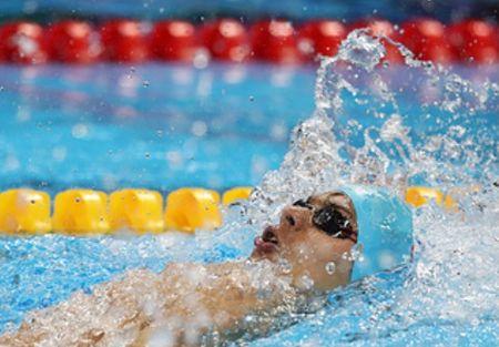 Рылов стал бронзовым призером надистанции 200 метров наспине
