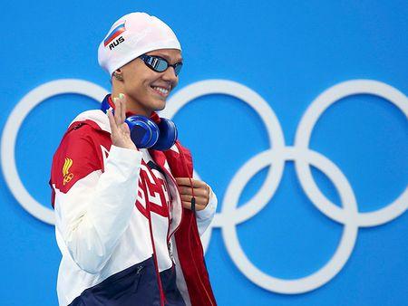 Юлия Ефимова квалифицировалась вфинал Олимпиады надистанции 200м брассом