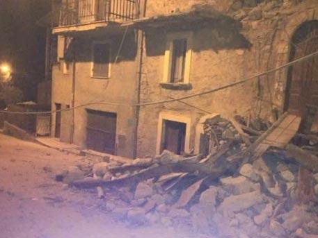 В итоге землетрясения вцентре Италии погибли 22 человека