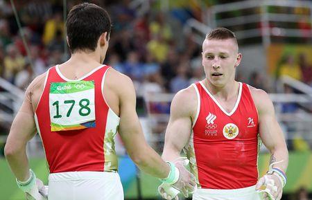 Донецкий гимнаст вышел вфинал Олимпийских игр