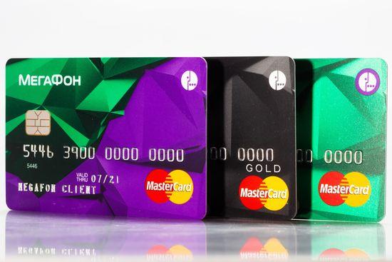 «МегаФон» выпустил банковскую карту