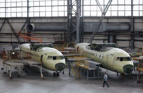 «Антонов» перестал собирать самолеты из-за разрыва коопераций сРФ
