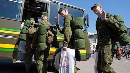152 тысячи человек должны пополнить рядыВС РФ впроцессе осеннего призыва