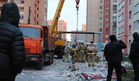 Власти Рязани решили восстанавливать разрушенный дом