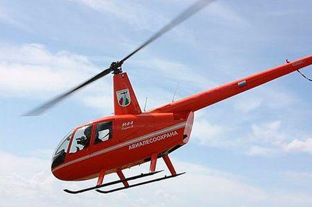 Пофакту крушения вертолета Robinson вКрасноярском крае возбуждено уголовное дело