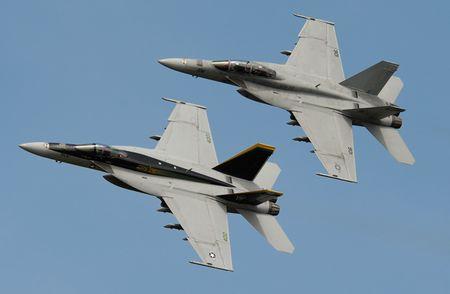 ВКалифорнии столкнулись два самолета ВМС США
