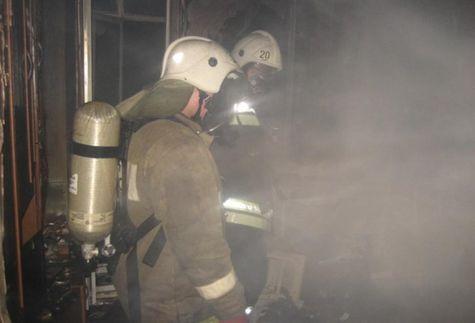 ВКрасноярске изгорящего детсада эвакуировали 127 детей