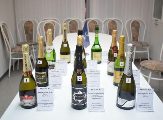 Красноярский центр стандартизации проверил игристые вина категории брют