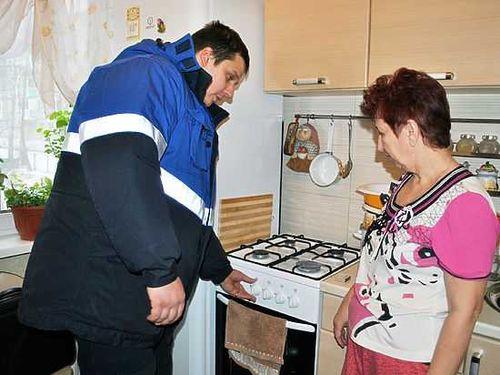 Мосжилинспекция будет облагать штрафом занарушение правил пользования газом