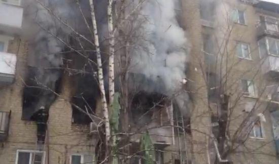 ВСаратове скончался  один изпострадавших при взрыве газа