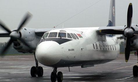 Ан-24 свахтовиками совершил экстренную посадку втомском поселке