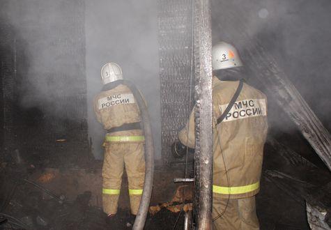 Всгоревшем доме вНовомосковске пожарные обнаружили труп мужчины