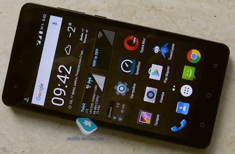 Tele2 запустила в реализацию новый 4G-смартфон с 2-мя SIM-картами
