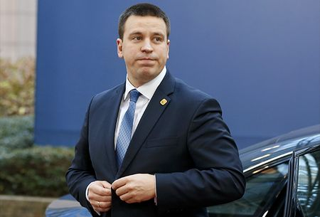 Премьер Эстонии приедет вСанкт-Петербург