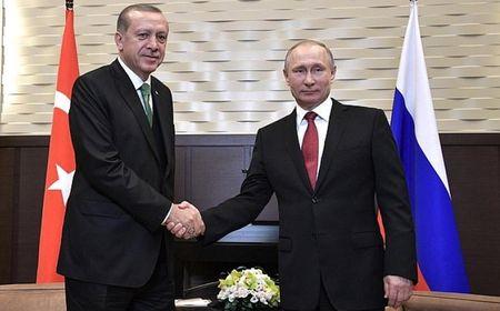 Владимир Путин встретится сЭрдоганом вСочи