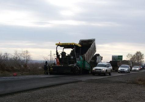 Три дорожника вХакасии направились вколонию зарастрату 22 млн руб.
