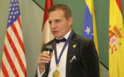 Альберто Лахо стал председателем Всемирного симпозиума поохране здоровья