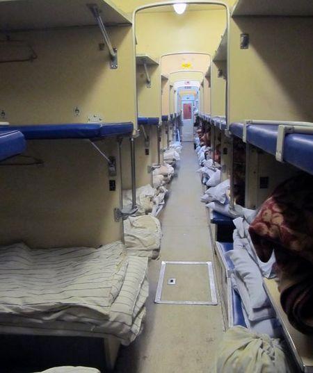 Красноярцы смогут экономить до40% отстоимости билетов впоезда дальнего следования