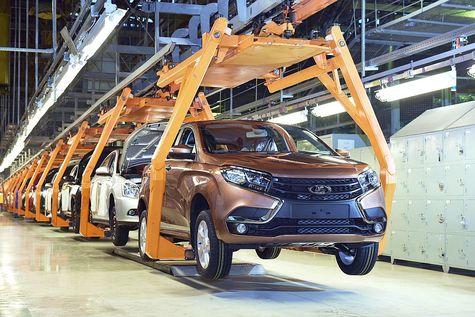 Японский Ниссан вышел изсостава владельцев акций АвтоВАЗа