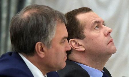 Парламент Хакасии просит уМедведева денежных средств напреодоление «катастрофы»