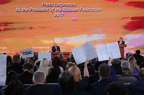 Путин назвал причины роста экономики РФ
