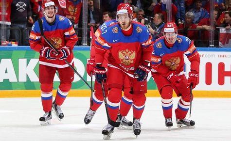 ВКорее встали назащиту русских хоккеистов