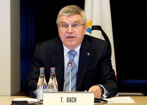 МОК принял решение обиспользовании флага Российской Федерации болельщиками наОИ