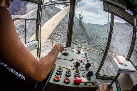 «Русский уголь» увеличил добычу вКрасноярском крае