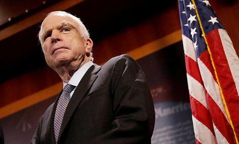 Сенатора Джона Маккейна похоронят вАннаполисе