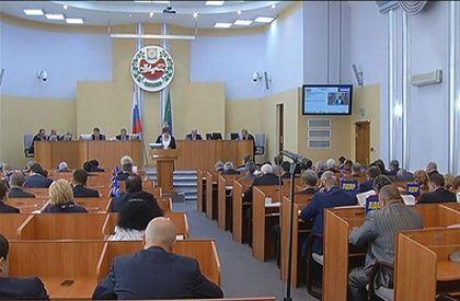 Парламент Хакасии попросил спикера Госдумы оказать региону срочную финансовую помощь