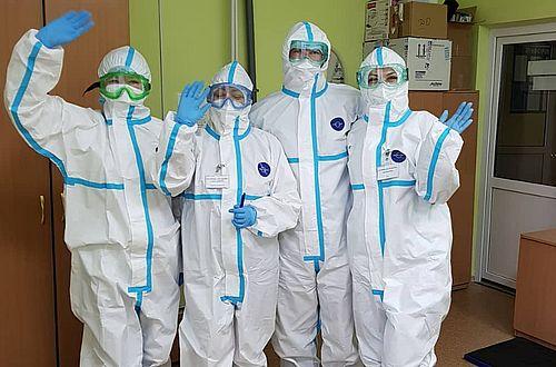 Правительство Хакасии не может накормить медиков