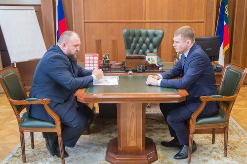 Арехов всё. Валентин Коновалов утвердил отставку министра природных ресурсов Хакасии