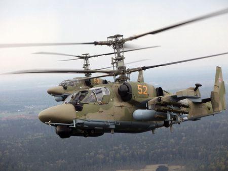В 2012 году Восточный военный округ получил 38 новых вертолетов ...