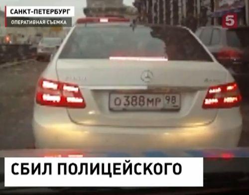 Владелец сети ВКонтакте Павел Дуров, возможно, сбил полицейского ...
