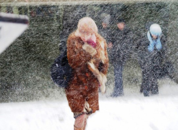 Снег и заморозки до минус 5 градусов