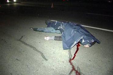 Прикарпатські правоохоронці розшукують водія, який вчинив смертельну ДТП і втік із місця пригоди