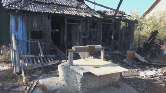 ВНовосибирской области полицейские спасли мужчину изгорящего дома