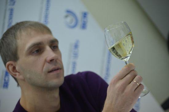 Профессионалов удовлетворило качество шампанского вкрасноярских магазинах