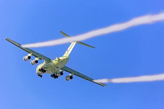 В РФ испытали новый топливозаправщик Ил-78М-90А